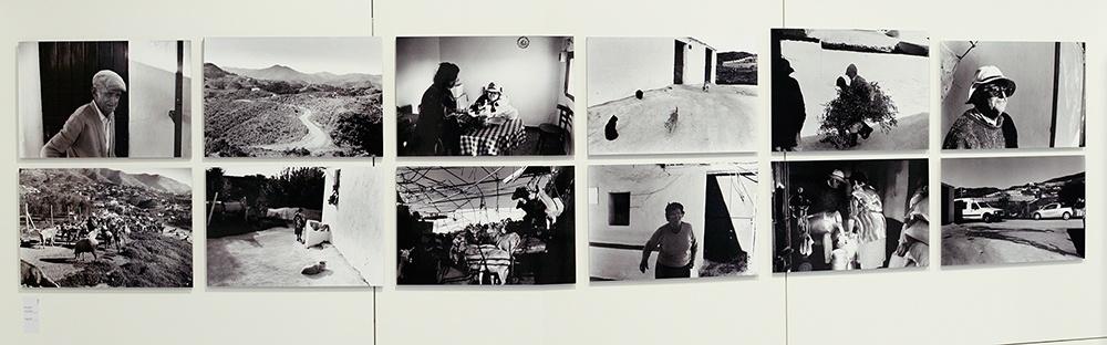 Analoge Fotografie / Dokumentation einer spanischen Familie.