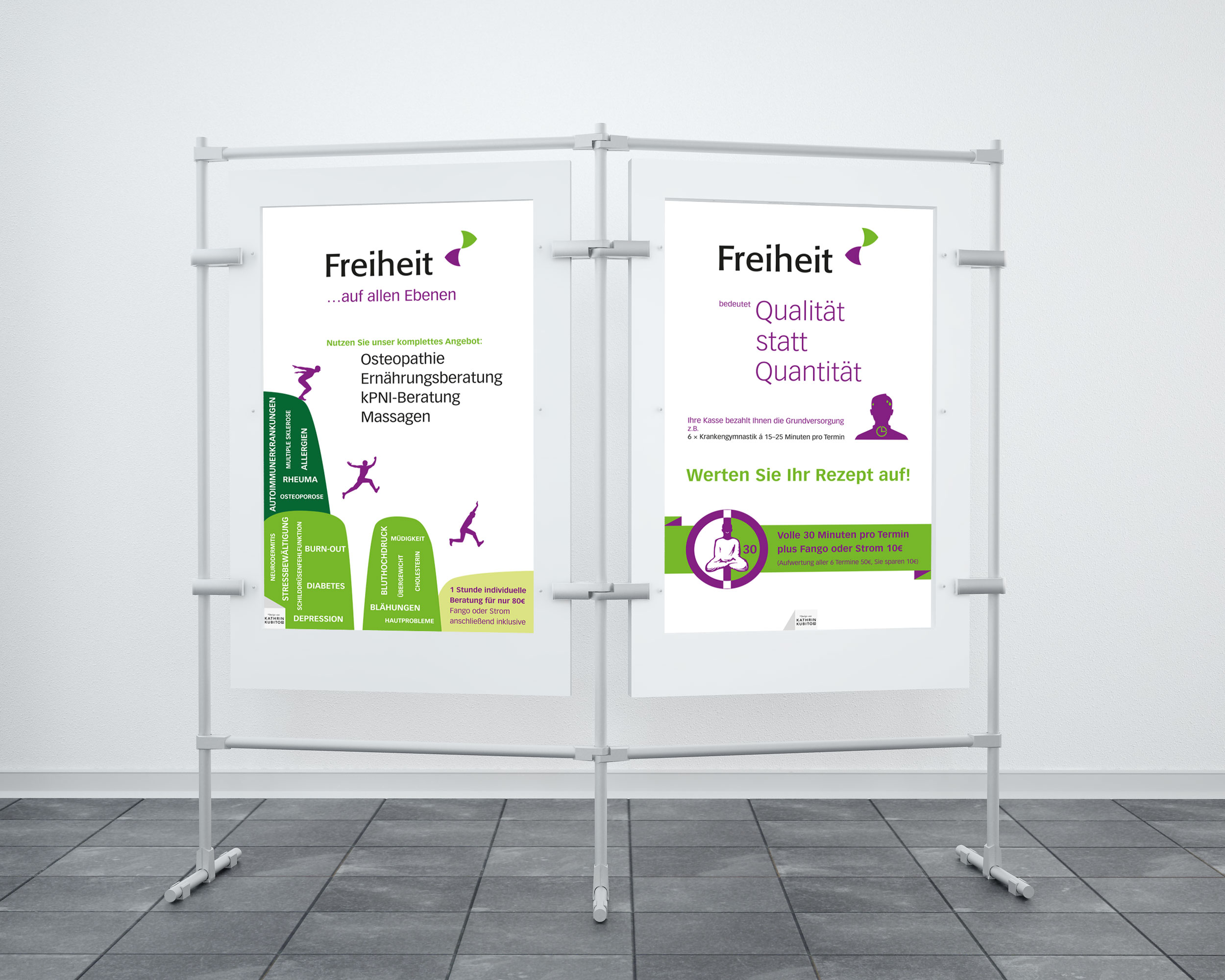 double-poster-stand_freiheit