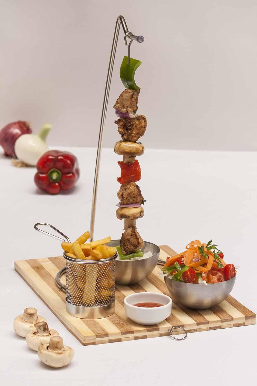 Food Fotografie Kebab