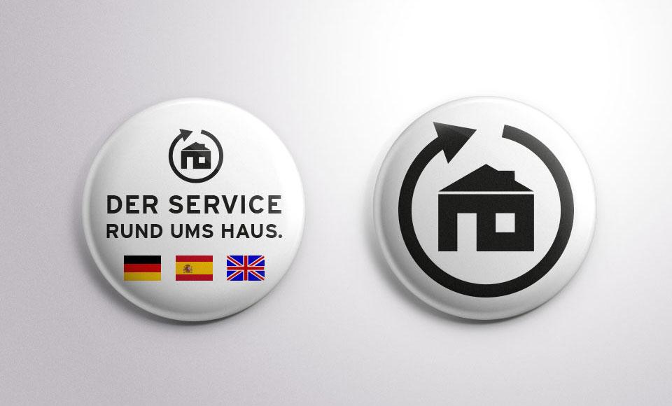 der service pins